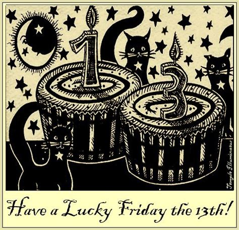 Friday 13th Positive Quotes