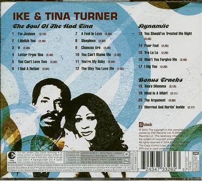 Ike Tina Cd Dynamite Soul Turner Bear