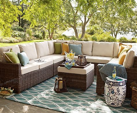 echo seating collection outdoor furniture pier 1
