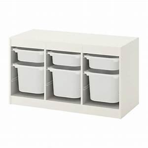 Boxen Zur Aufbewahrung : trofast aufbewahrung mit boxen wei wei ikea ~ Markanthonyermac.com Haus und Dekorationen