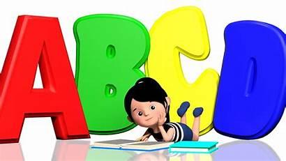 Abc Clipart Song Children Alphabets Nursery Rhymes