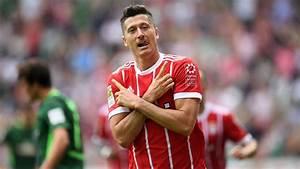 FIFA 18 Bayern Munich player ratings: Neuer & Lewandowski ...