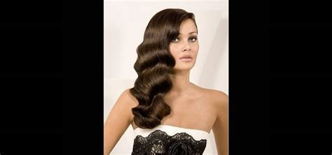 How to Achieve loose faux finger waves using a deep waver