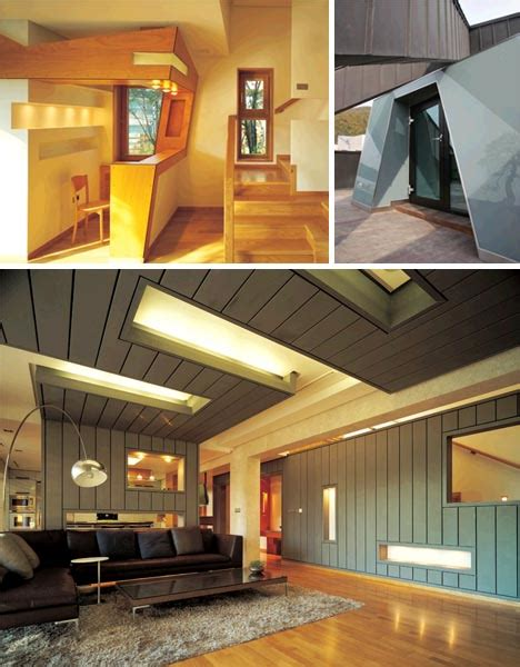amazing home interiors inside out house angular interior exterior home design