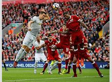 Liverpool 00 Manchester United recap How Jose Mourinho parked the bus again Football Sport
