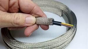 16mm Emi Rfi Shielding Expandable Metal Braided Tinned