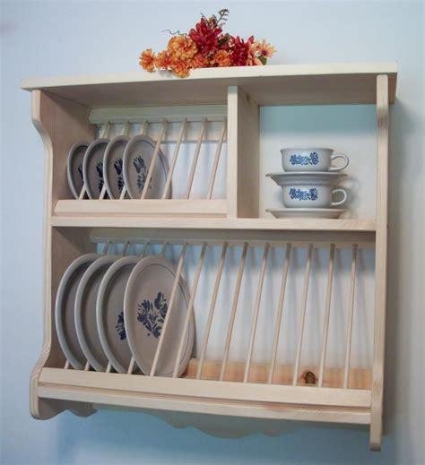 image  plate racks wooden plate rack kitchen renovation