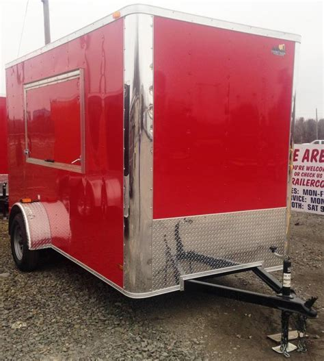inventory enclosed trailers cargo trailers concession trailer race trailers waco