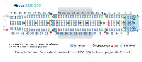 siege dans un avion voyages bergeron comment choisir le meilleur siège dans l