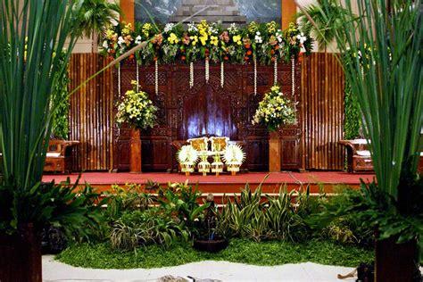 32 Contoh Dekorasi Pernikahan Sederhana Murah  Ndik Home