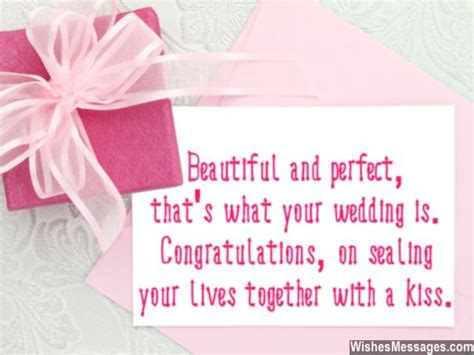 Wedding Card Quotes And Wishes