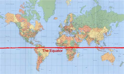 wandering south   equator wandering worldwide
