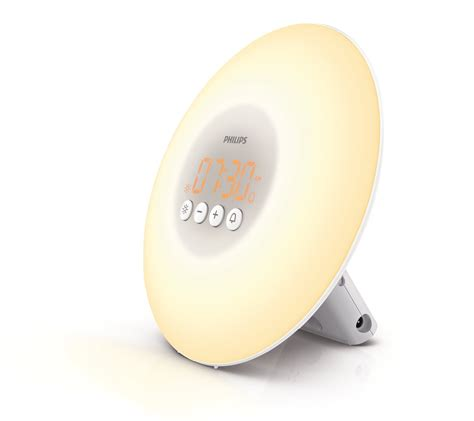 Amazon.com: Philips Wake-Up Light Alarm Clock with Sunrise