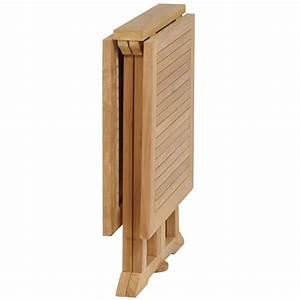 Tisch Klappbar Holz : teak holz tisch klapptisch beidseitig klappbar max 120x60 ~ A.2002-acura-tl-radio.info Haus und Dekorationen
