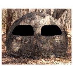 Pop Up Blind Stand by Rugged Easy To Pop Up Big Game Tree Stands Quantum Ground