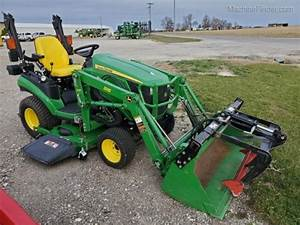 Used John Deere 1025r For Sale