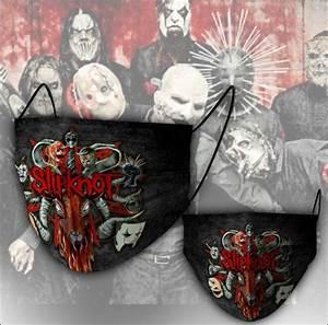 Slipknot Face Mask