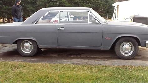 1966 rambler car 1966 rambler olds powered 350 rocket youtube