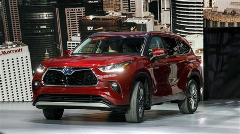 Toyota Upcoming In 2020 2020 toyota highlander upcoming in hybrids 2020