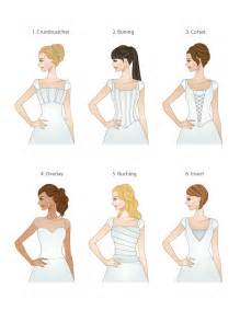types of wedding dresses bodice types for modest wedding dresses lds wedding planner