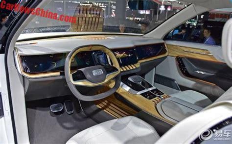 jeep yuntu concept  chinas wagoneer  sorts carscoops