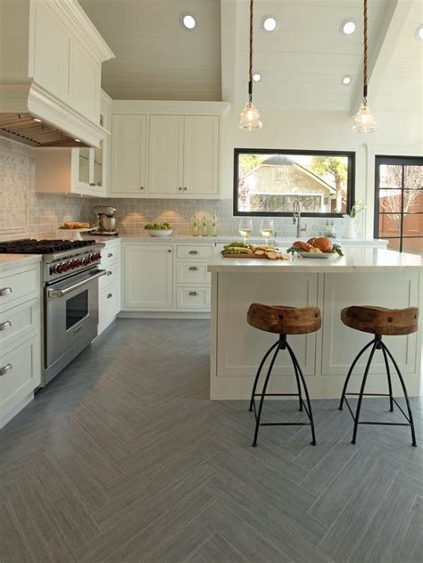 beautiful kitchen floor tiles kitchen flooring ideas interior design styles and color schemes for home decorating hgtv