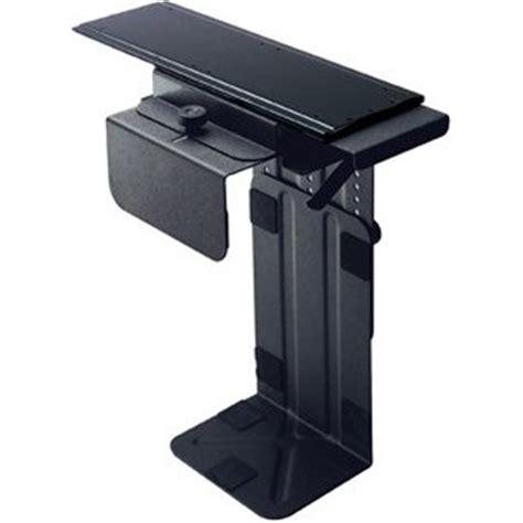 under desk laptop holder humanscale cpu300 under desk mount cpu holder