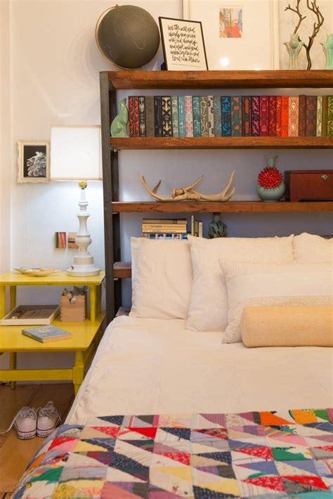 bookshelves  double  headboards