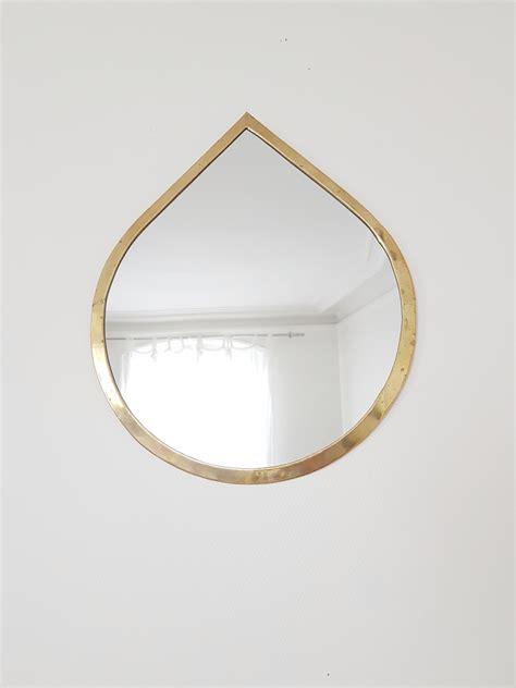miroir goutte dore les possibles