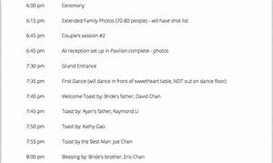 wedding photography timeline 3 tips on managing time With wedding photography timeline