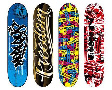 design a skateboard 220 stunning creative skateboard graphics