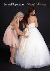 formal bridesmaid wedding dresses bridal shops brisbane With off the rack wedding dresses near me