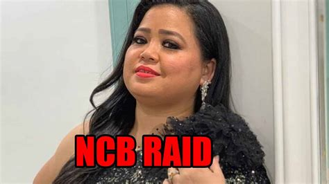 NCB raids comedian Bharti Singh's house in drug case | IWMBuzz