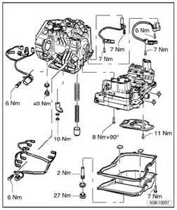 Toyota 5 Sd Automatic Transmission Parts Diagram  Toyota
