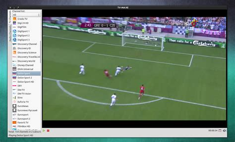 [13.10] Is There An App For Live -u.s.- Tv Networks To