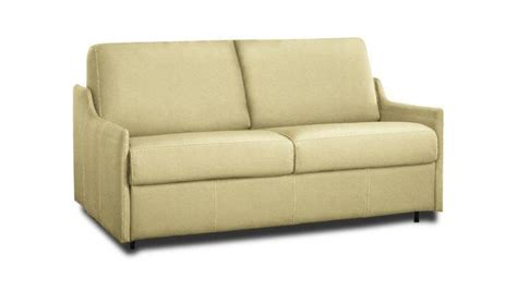 canape convertible couchage quotidien canape convertible rapido cuir couchage quotidien 120cm