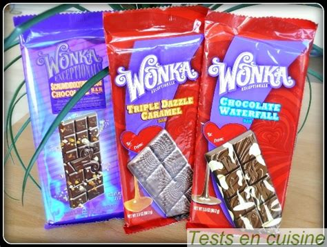 boutique ustensiles de cuisine tablettes de chocolat willy wonka tests en cuisine