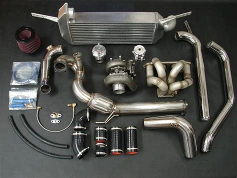 Turbocharger For Honda Civic Si by Civic Si 06 11 Turbo Kit Ultimate Racing