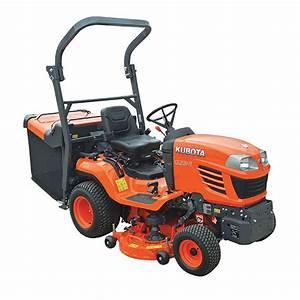 Bac De Ramassage Tracteur Tondeuse : tondeuses kubota g23 ii kubota europe sas ~ Nature-et-papiers.com Idées de Décoration