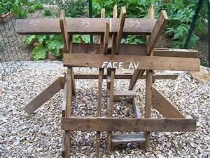 Chevalet Coupe Bois : scier son bois de chauffage forum jardin ~ Premium-room.com Idées de Décoration