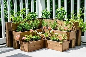 Holz Für Balkonboden : blumenkasten f r balkon verwandeln sie ihren balkon in einen garten ~ Markanthonyermac.com Haus und Dekorationen