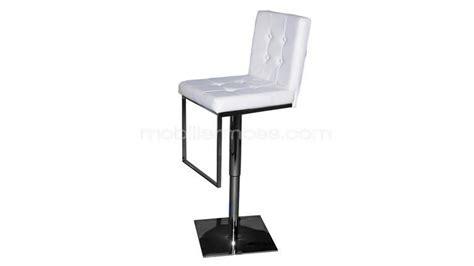 canape d angle blanc et gris tabouret de bar moderne réglable en hauteur zib mobilier