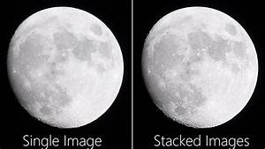 How To Photograph The Moon As Sharply As Possible