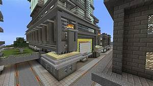 Modern City XBox edition - Watch Video Minecraft Project