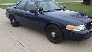 2010 Ford Crown Victoria P7b Police Interceptor For Sale