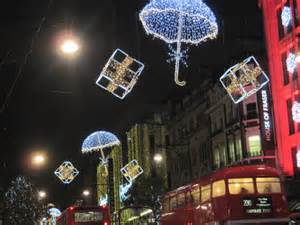 christmas decorations oxford street 169 les hull geograph britain and ireland