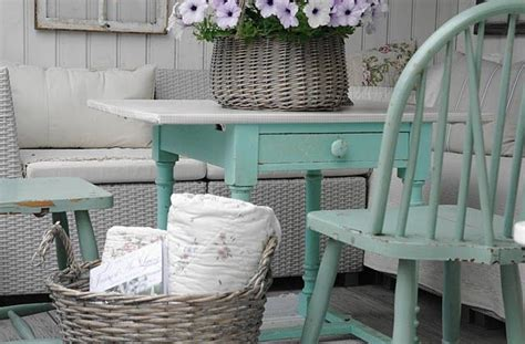 Mint Gray and Turquoise Living Room
