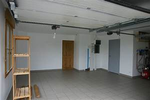 Isoler Une Porte De Garage : qui dit plancher chauffant dit marche entre garage maison ~ Dailycaller-alerts.com Idées de Décoration
