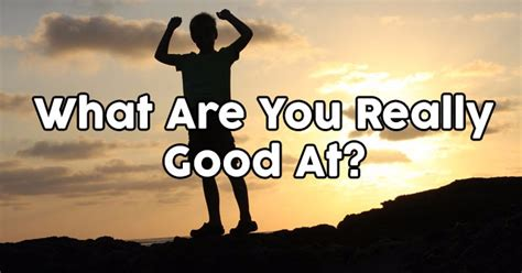 What Are You Really Good At? Quizdoo