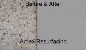 resurface pitted garage floor garage floor resurfacing how to completely resurface